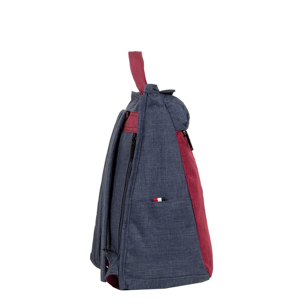 Wodz Backpack Navy/Grey I | Rucksack