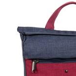 Wodz Backpack Navy/Grey I | Rugtas | Rugzak