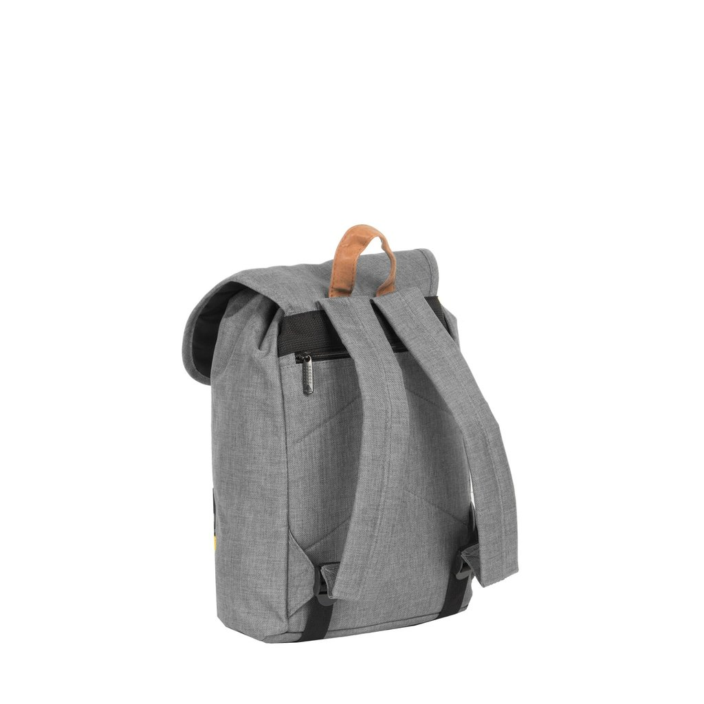 Heaven Small Flap Backpack Anthracite XIX