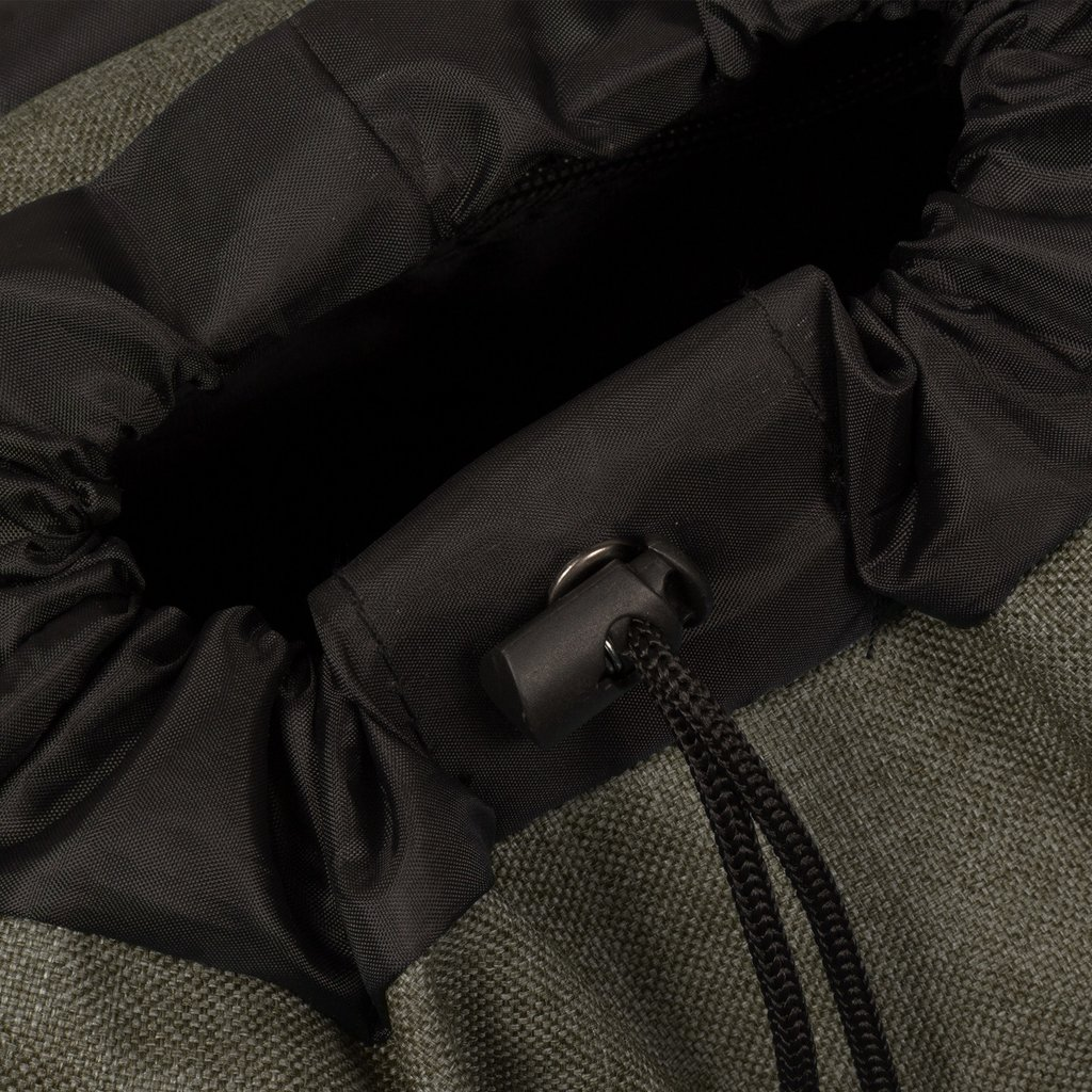 Heaven Small Flap Backpack Dark Green XIX