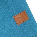 New Rebels® - Heaven - Rugzak - Gevoerd - Polyester - Aquablauw