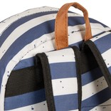 Heaven Backpack Navy Stripe XV