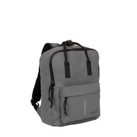 New-Rebels® Mart - Backpack - Waterafstotend - Antraciet Grijs IV - Rugtas - Rugzak