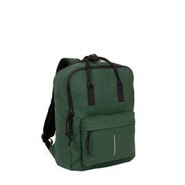 New-Rebels® Mart - Backpack - Waterafstotend - Donker Groen IV - Rugtas - Rugzak