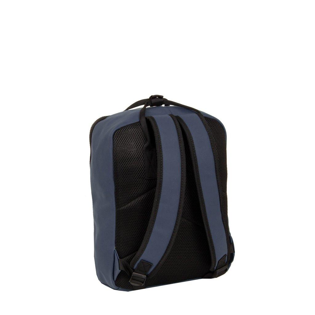 New-Rebels® Mart - Backpack - Navy Blue IV - 28x16x39cm - Backpack