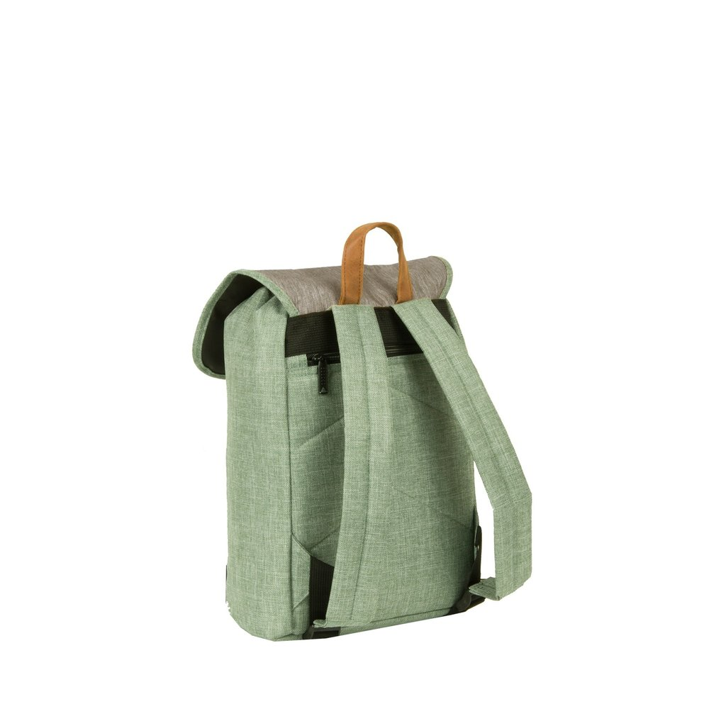 Creek Small Flap Backpack Mint/Anthracite IV | Rugtas | Rugzak