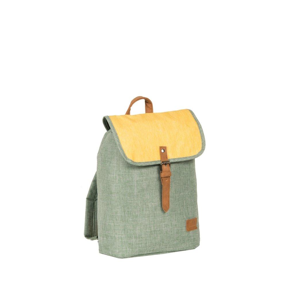 Creek Small Flap Backpack Mint/Soft Yellow IV | Rugtas | Rugzak