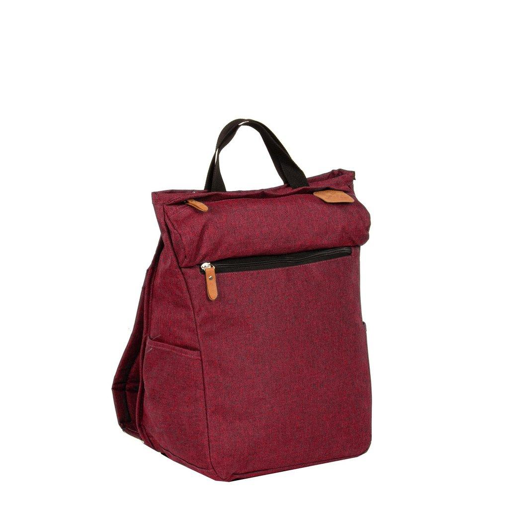 Heaven Backpack Burgundy XVII