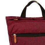 Heaven Backpack Burgundy XVII | Rucksack