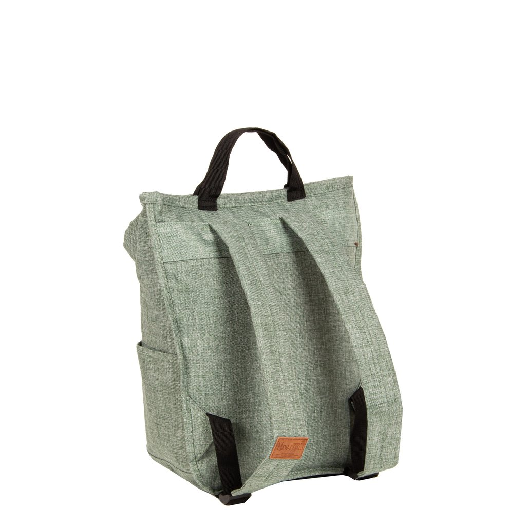 New Rebels® - Heaven - Rugzak - Laptop vak - 16L - Polyester - Mint