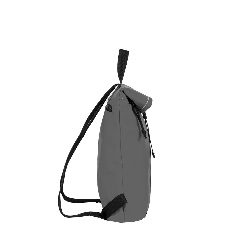 New-Rebels® Mart - Roll-Top - Backpack - Anthracite Grey - Small II - 27x8x33cm - Backpack