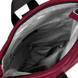 New-Rebels® Mart - Roll-Top - Backpack - Burgundy - Small II - 27x8x33cm - Backpack