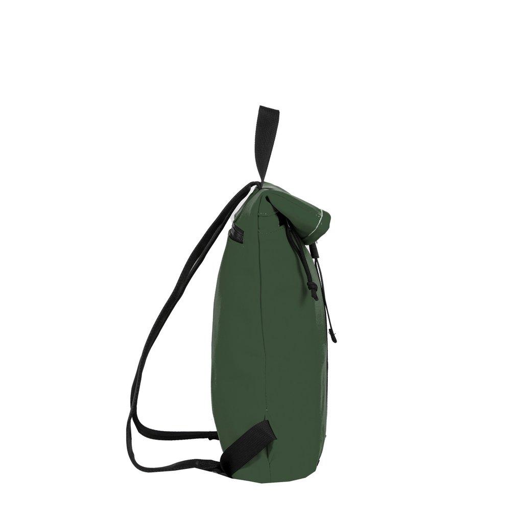 Mart Roll-Top Backpack Dark Green Small II