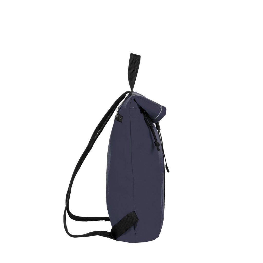 Mart Roll-Top Backpack Navy Small II | Rucksack