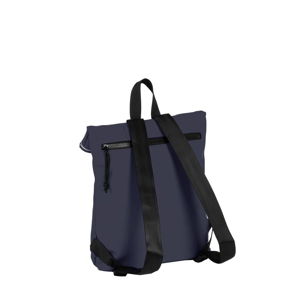 Mart Roll-Top Backpack Navy Small II