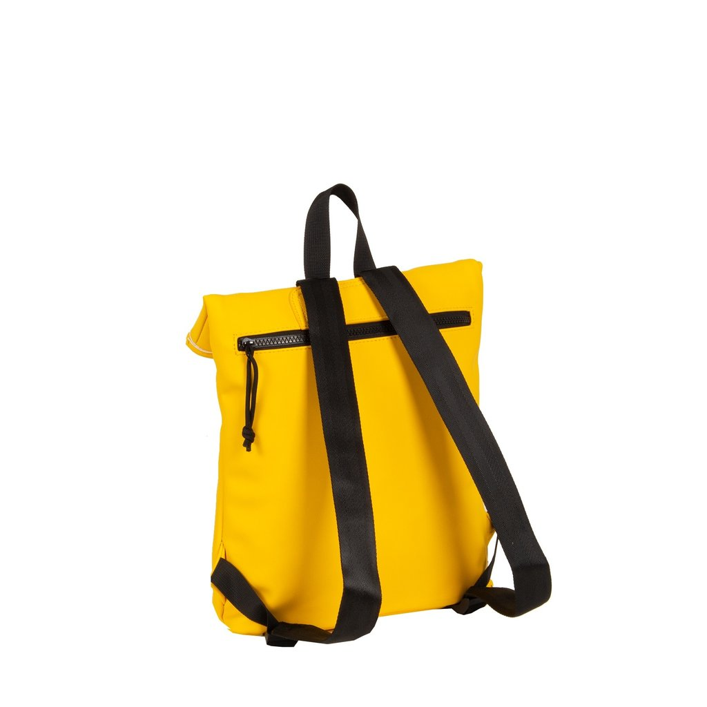 Mart Roll-Top Backpack Yellow Small II