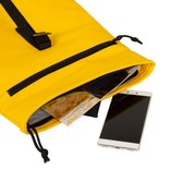 New-Rebels® Mart - Roll-Top - Backpack - Yellow - Small II - 27x8x33cm - Backpack