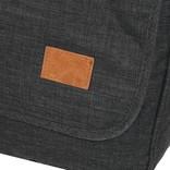 Heaven Big Flap Laptop Black X | Laptoptas