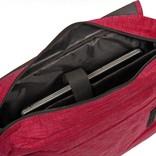 """New Rebels®  Heaven 26 – Large -  Laptopbag 15,6""""  -  Schaulderbag  A4 - Burgundy"""