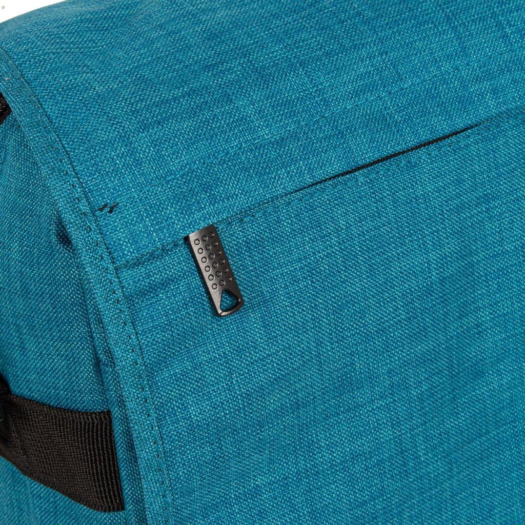 """New Rebels®  Heaven 26 – Large - Laptoptasche 15,6"""" - Umhängetasche  A4 - New Blue"""