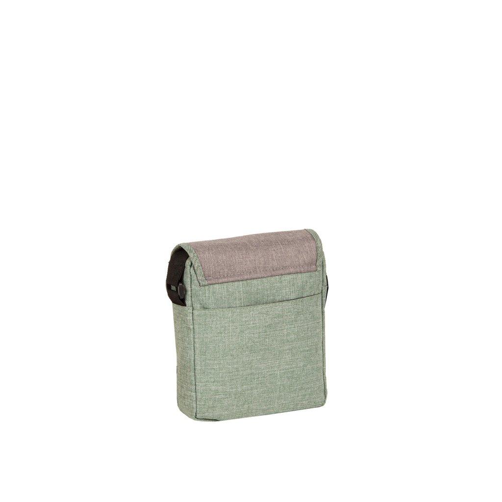 Creek Small Flap Mint/Anthracite I | Schoudertas