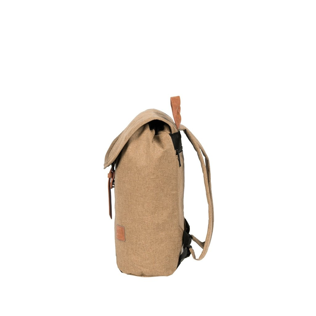 Heaven Small Flap Backpack Sand XIX | Rucksack