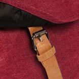 Heaven Small Flap Backpack Burgundy XIX