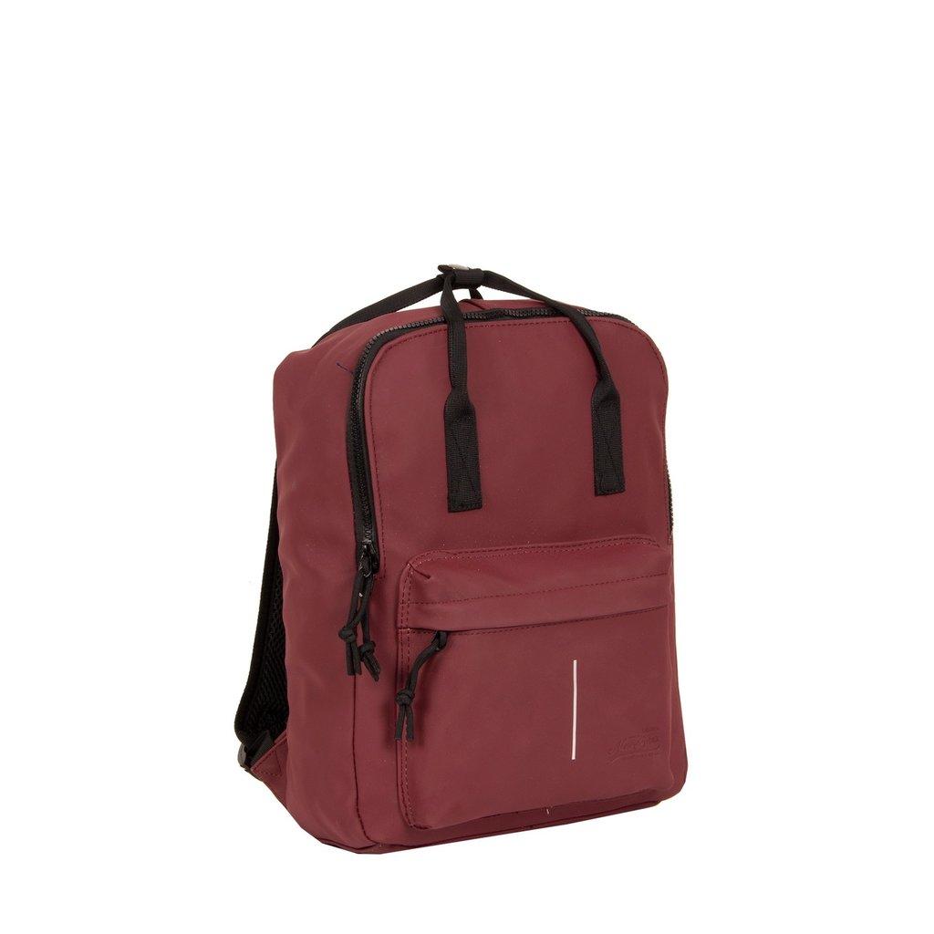 Mart Backpack Burgundy IV