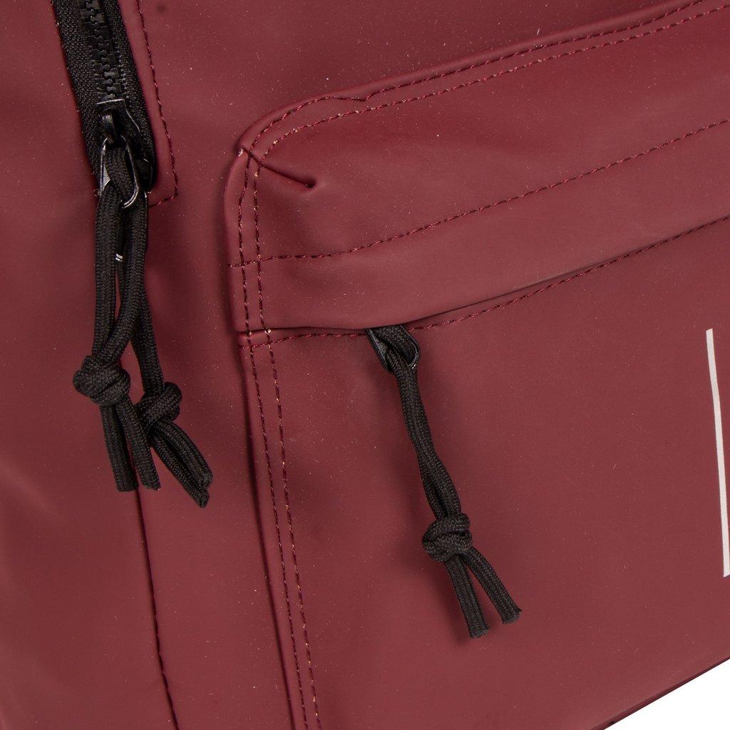 New-Rebels® Mart - Backpack - Burgundy IV - 28x16x39cm - Backpack