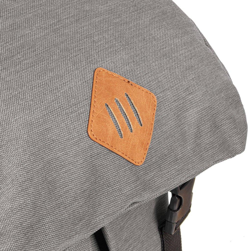 Heaven Big Flap Backpack Anthracite XX | Rucksack