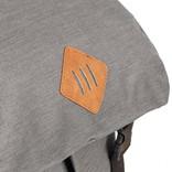 Heaven Big Flap Backpack Anthracite XX | Rugtas | Rugzak
