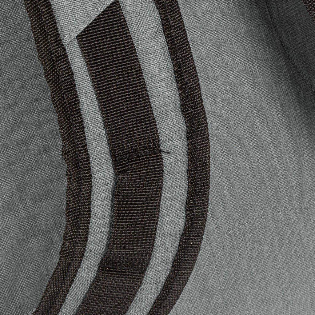 New Rebels® - Heaven - Rugzak - Vrijetijdstas - 19L - Laptop vak - Polyester - Antraciet