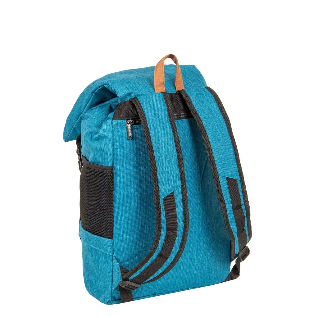 Heaven Big Flap Backpack New Blue XX | Rugtas | Rugzak