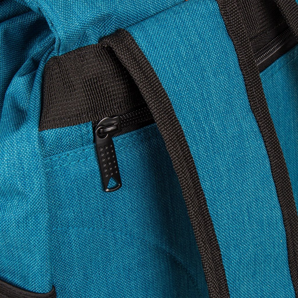 Heaven Big Flap Backpack New Blue XX
