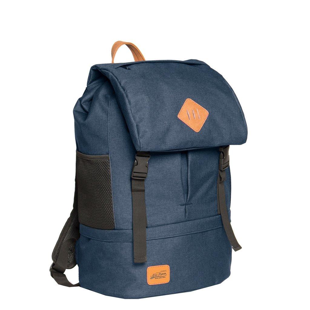 Heaven Big Flap Backpack Shadow Blue XX | Rucksack