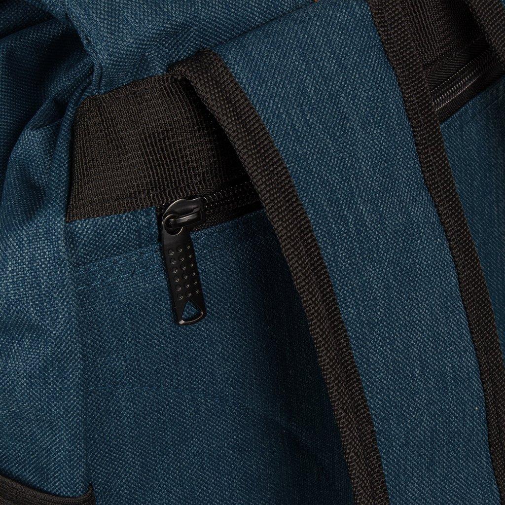 Heaven Big Flap Backpack Shadow Blue XX | Rugtas | Rugzak