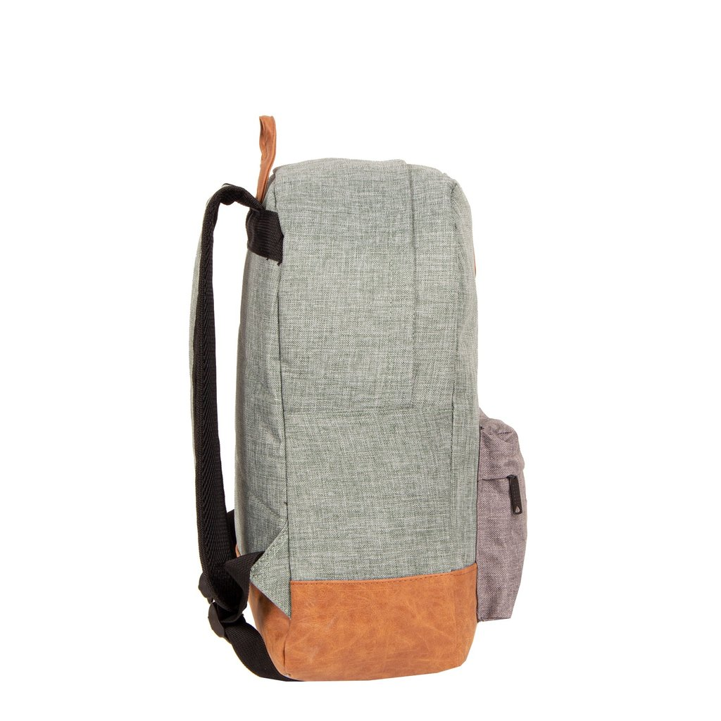 Creek Round Shape Backpack Mint/Anthracite VI | Rugtas | Rugzak