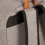 New Rebels® - Creek - Rugzak - Rugtas - 16L - Nylon - Antraciet Oranje