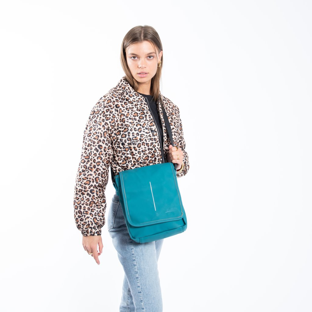 Mart Shoulderbag A5 Flapover Taupe VII