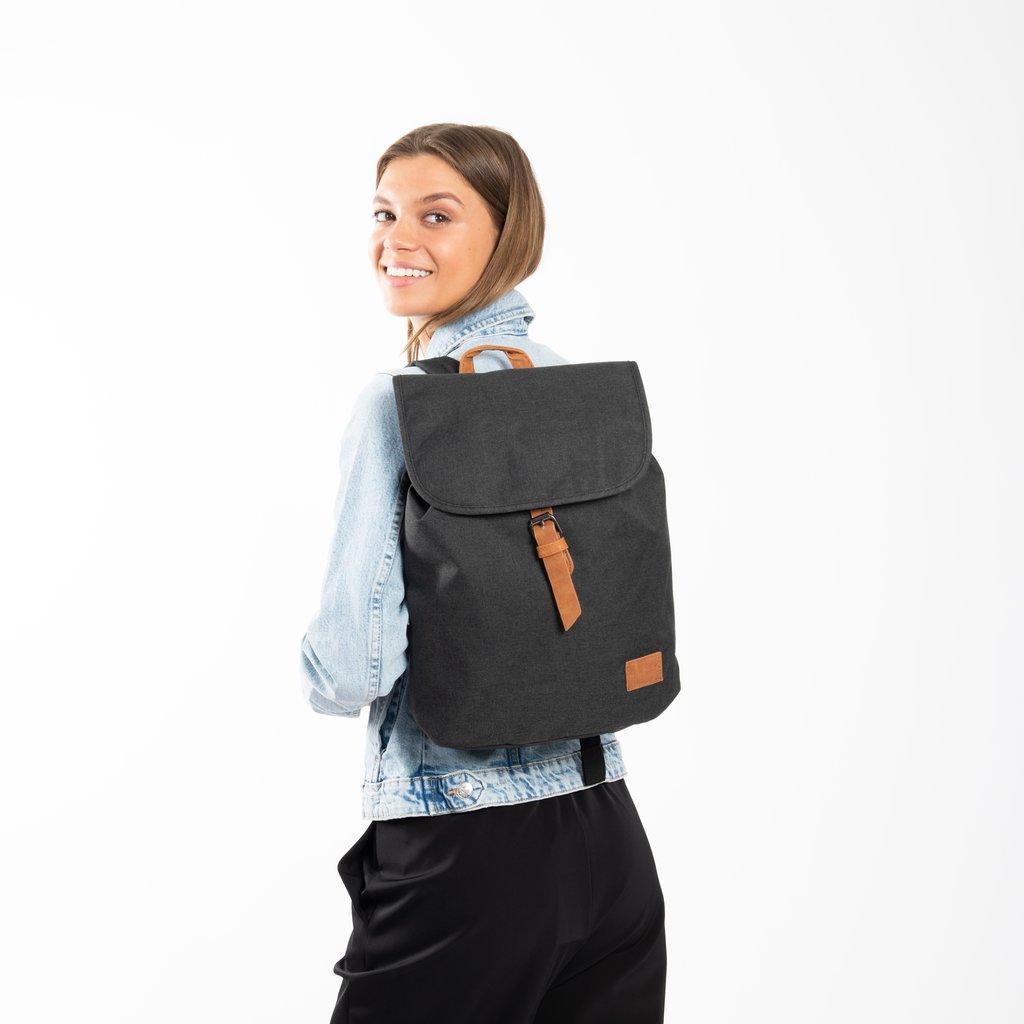 Heaven Small Flap Backpack New Blue XIX