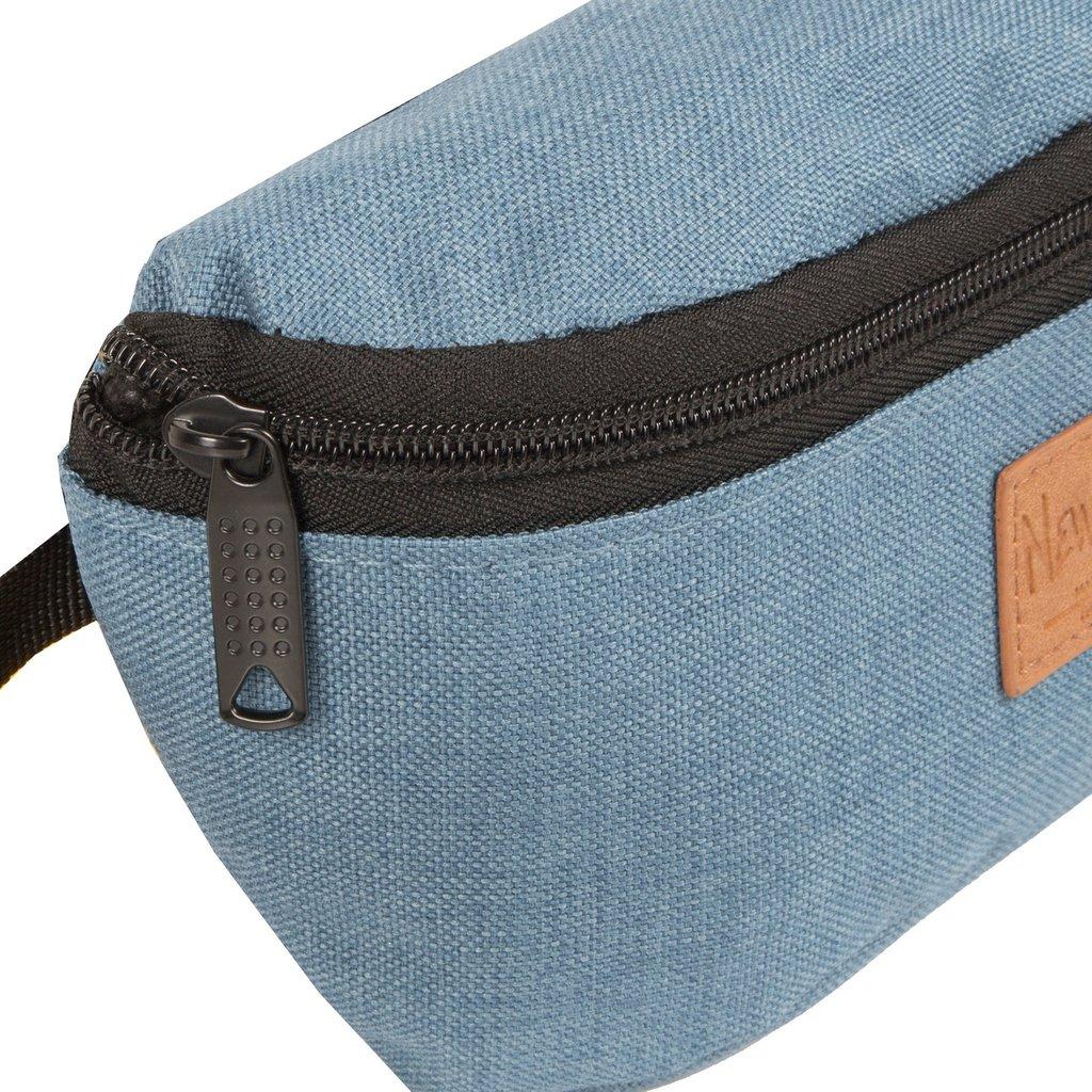 Heaven Waistbag Soft Blue Small I | Heuptasje