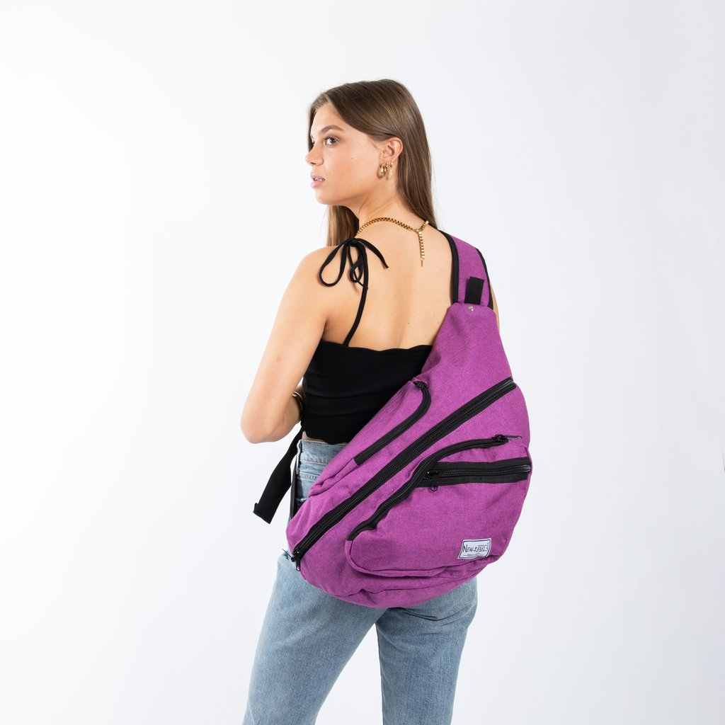 Heaven Crossover Backpack Shadow Blue XXI
