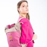 Wodz Backpack Navy/Grey I