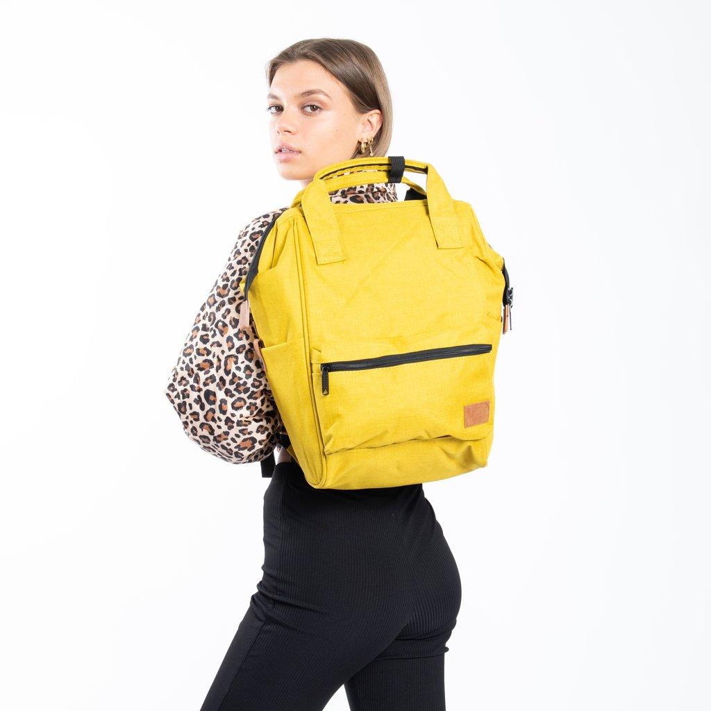 Heaven Shopper Backpack Rusty Orange XVI