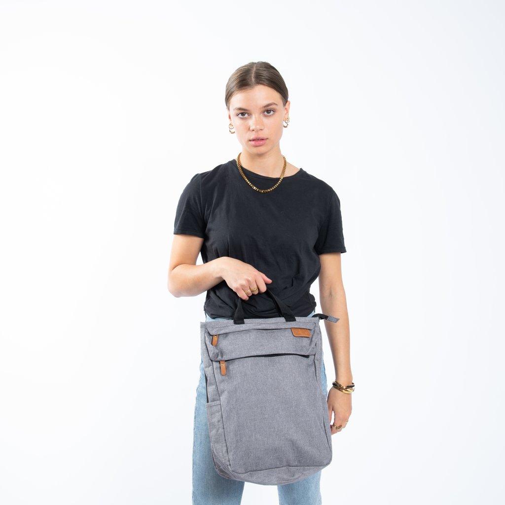 New Rebels® - Heaven - Rugzak - Laptop vak - 16L - Polyester - Oker