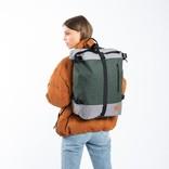 Creek Roll Top Backpack Anthracite VII   Rucksack