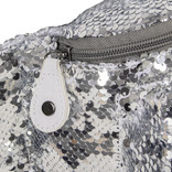 New Rebels Sequin Waistbag zilver | Bauchtasche