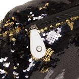 New Rebels Sequin Waist Bag Black