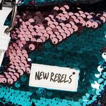 New Rebels Sequin Heuptas Softblue