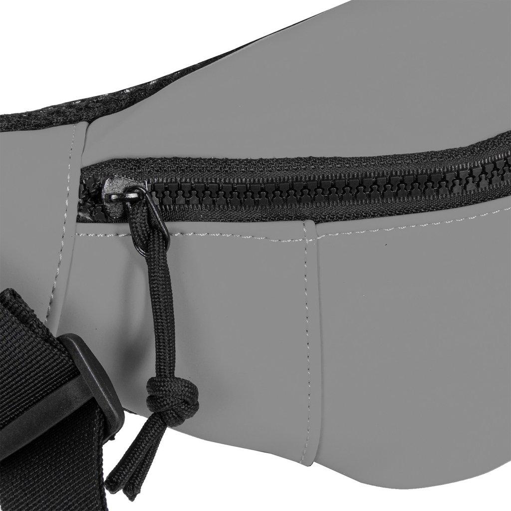 New Rebels Mart Waist Bag Grey | Bauchtasche
